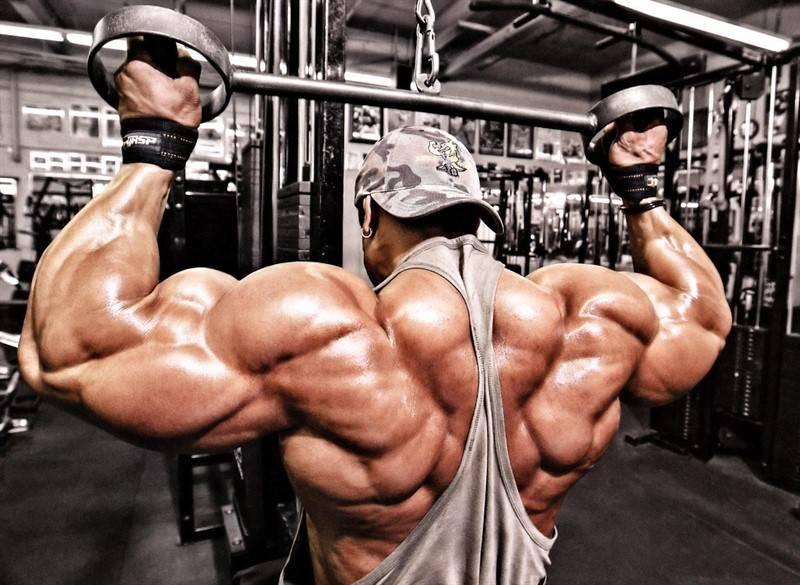 Программа тренировок на массу для мужчин