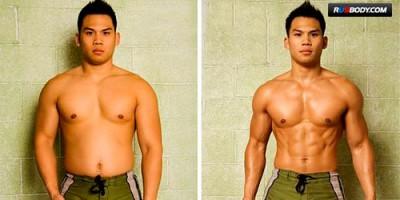 бодибилдинг похудение