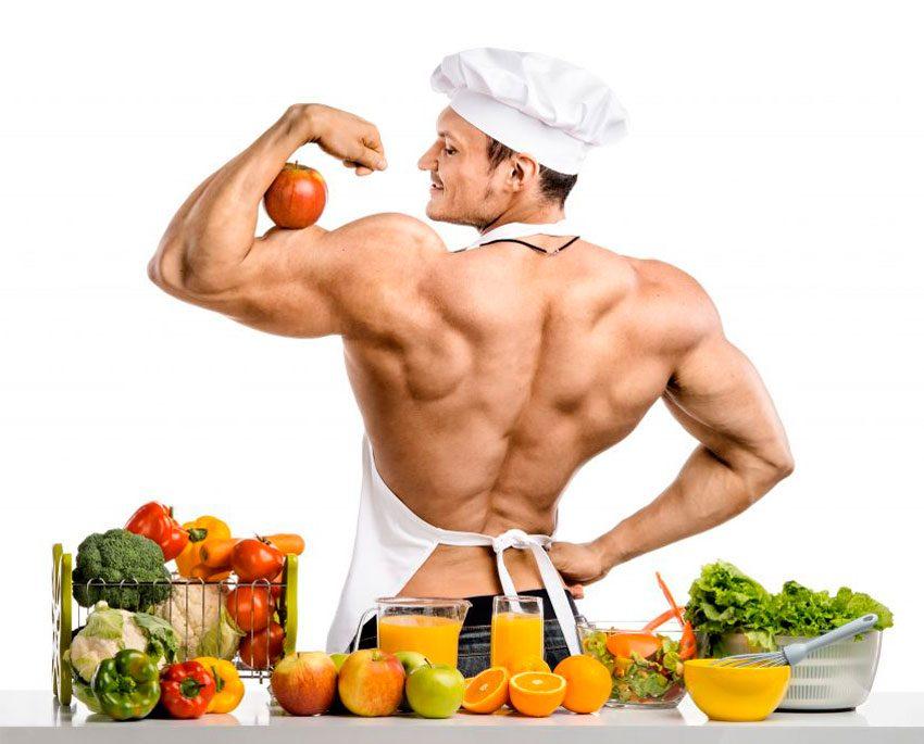 Питание для набора сухой мышечной массы девушкам