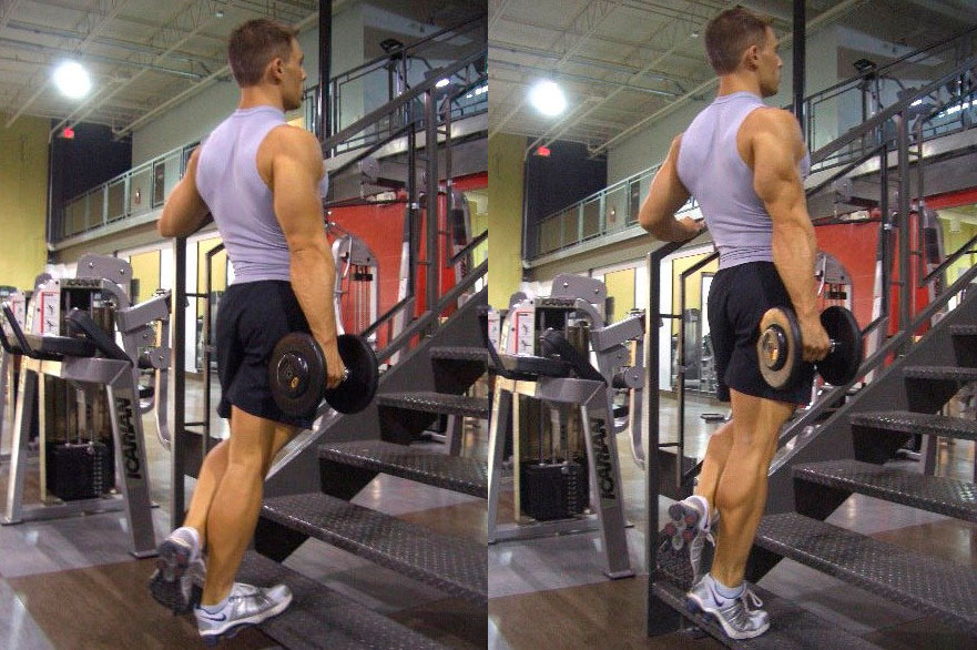 программы тренировок для похудения для мужчин