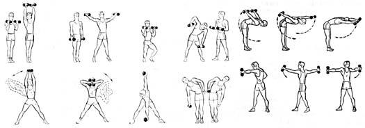 аэробные тренировки для сжигания жира мужчинам