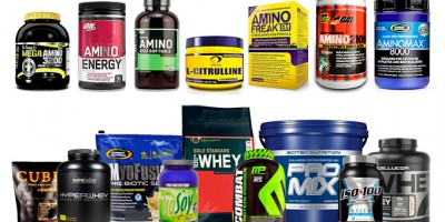Протеины и аминокислоты