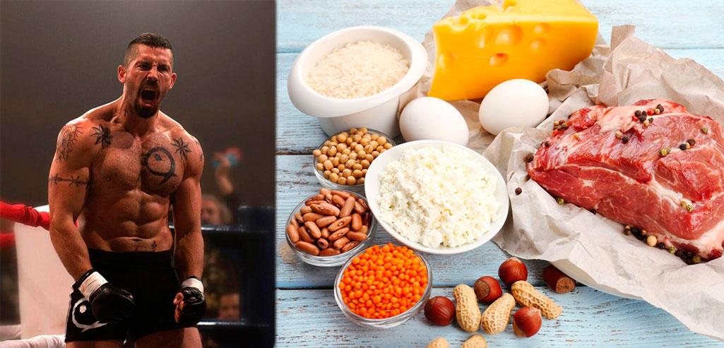 правил питание на мышечную массу никаких