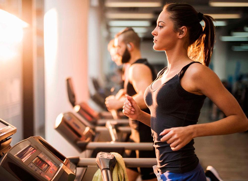 как убрать живот упражнения дома