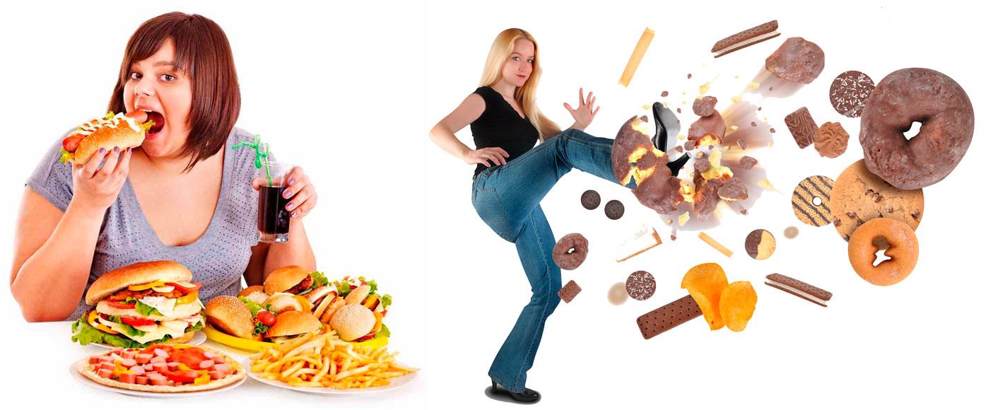 список питания для похудения