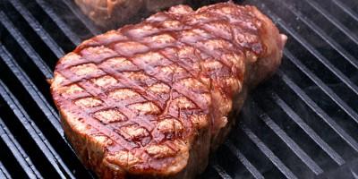 жареное мясо протеин