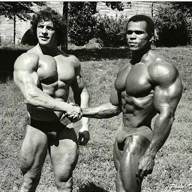 Дон Росс и Серж Нюбре