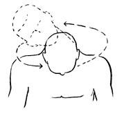 разминка шеи