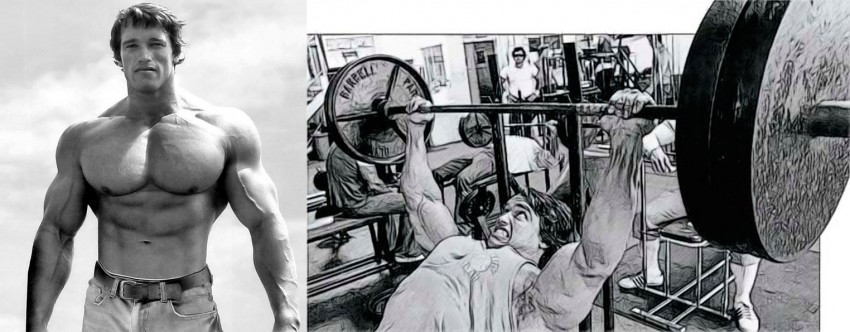 Программа для грудных мышц в тренажерном зале