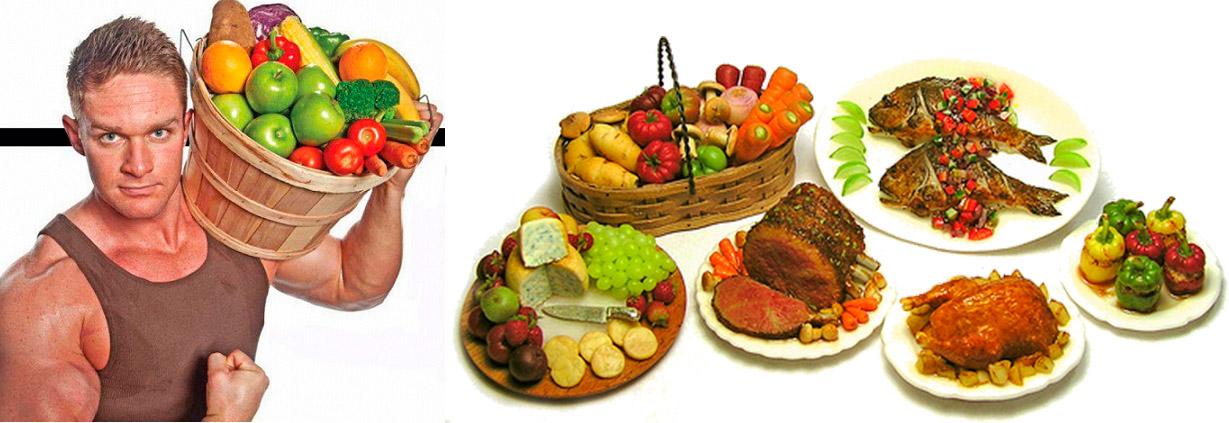 правильное питание рацион на неделю для похудения