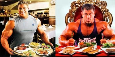 примеры правильного питания для похудения