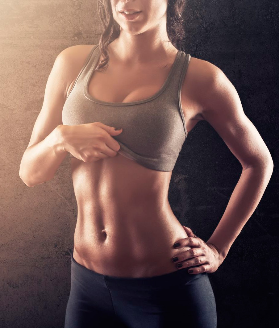Как накачать мышцы пресса в домашних условиях быстро и 88