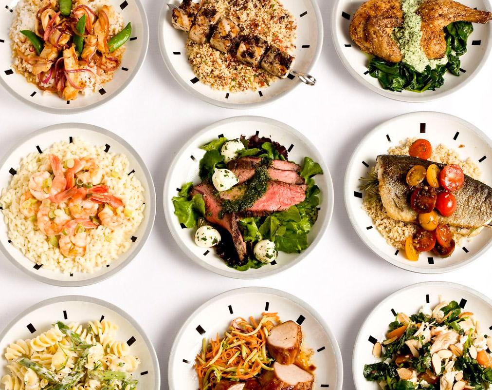 пример сбалансированного питания для похудения