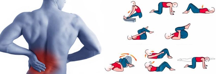 Боль в спине в области позвоночника при вдохе