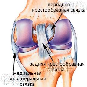 Травмы связок