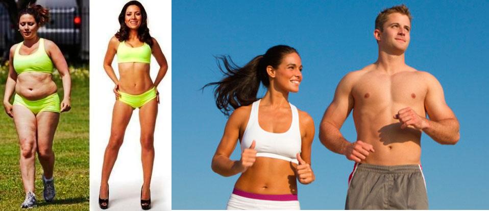 похудеть с помощью бега за месяц отзывы