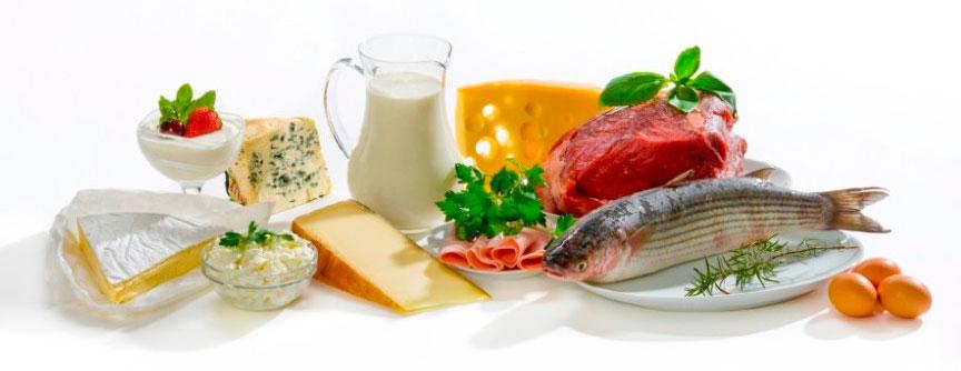 какие белковые продукты для похудения нельзя смешивать