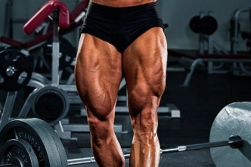 Базовые упражнения для мышц ног
