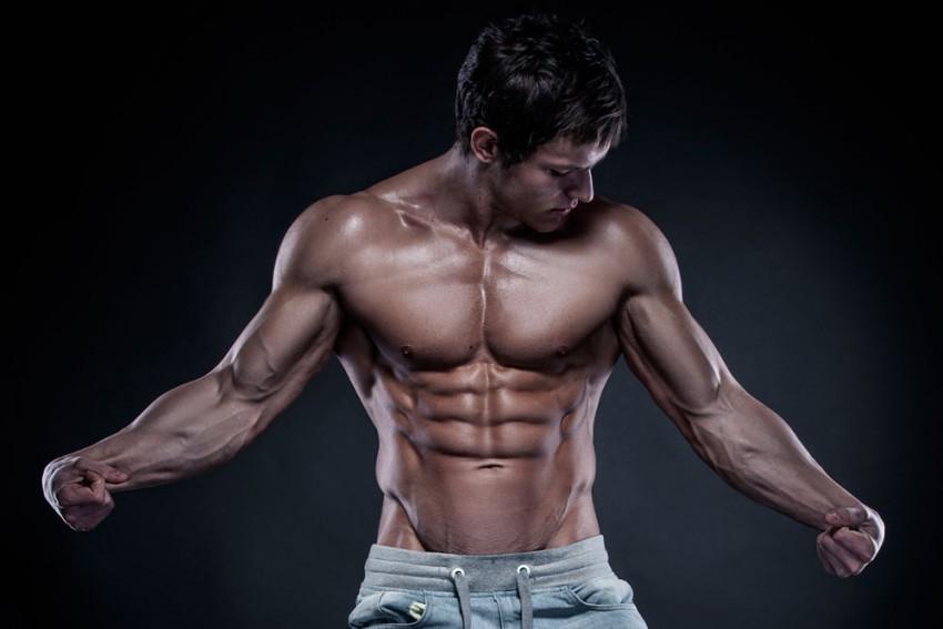Три простых шага для получения рельефной мускулатуры дома