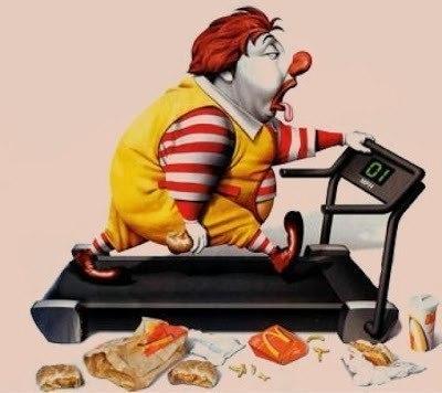 Не пренебрегайте правильным питанием