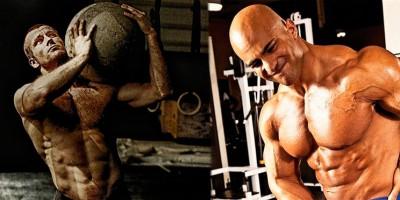 Как накачать мышцы без вреда для здоровья