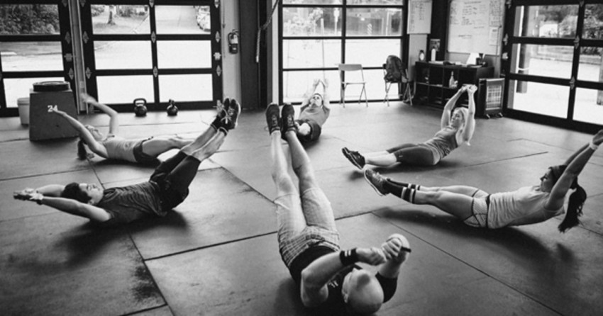 Общие сведения про фитнес