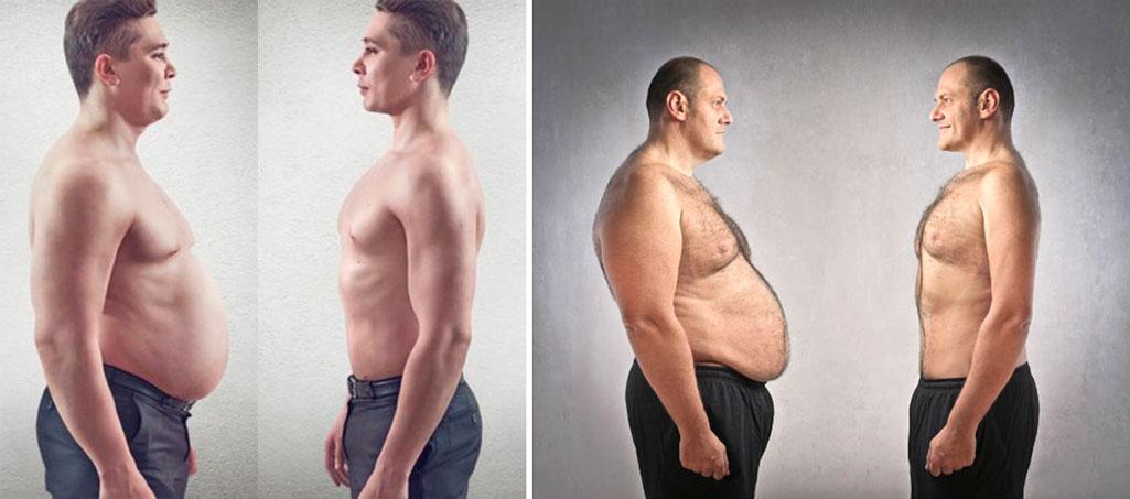 диеты как убрать живот