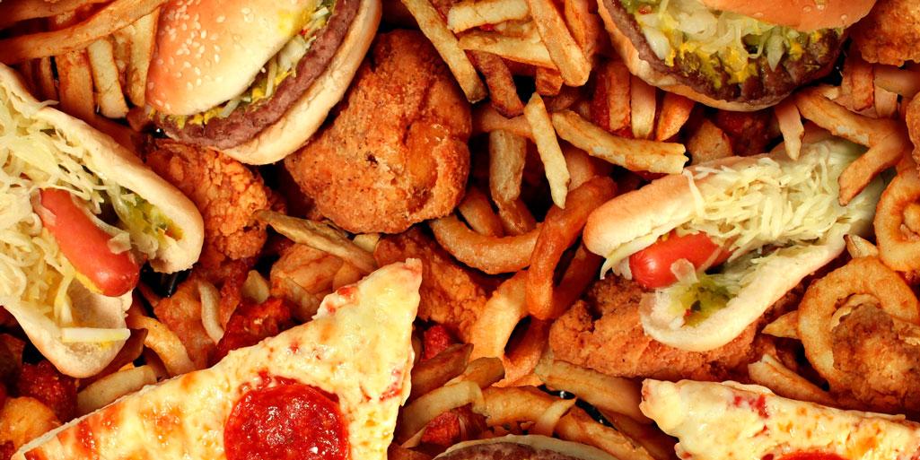 правильное питание убрать жир живота