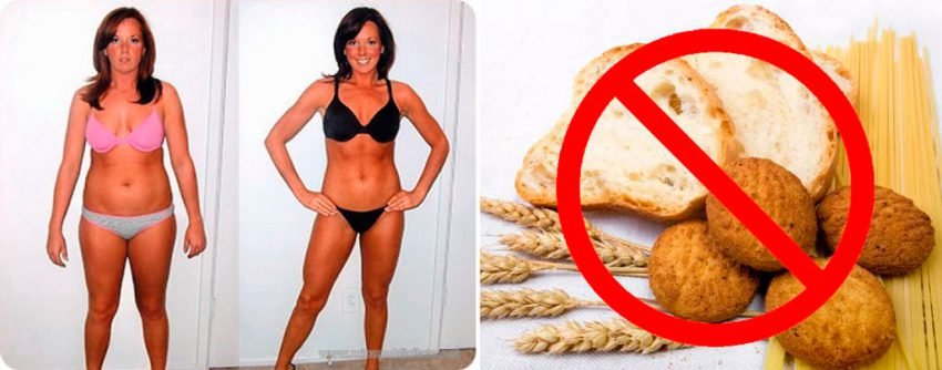 Безглютеновая диета и похудение