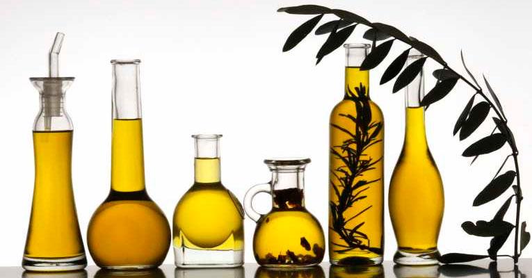 Растительное масло и животный жир