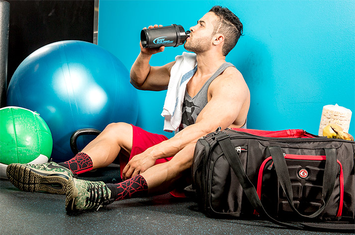 Что необходимо есть после тренировок