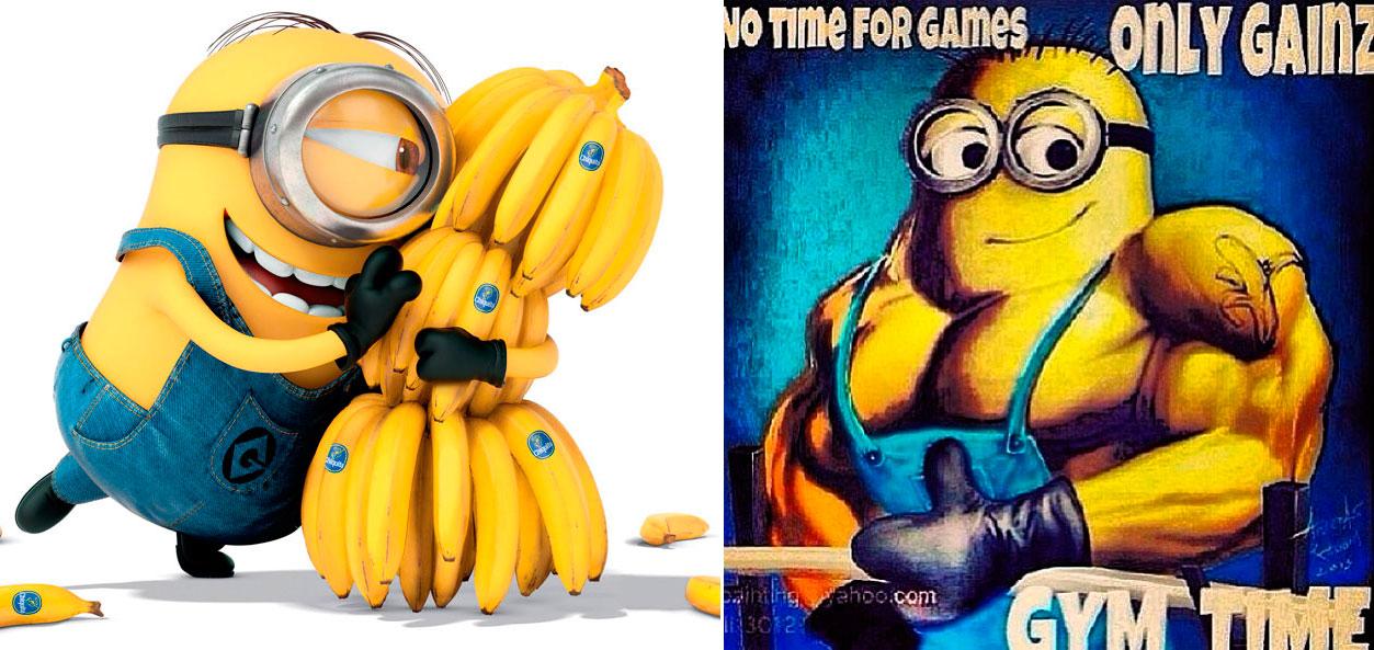 Можно ли есть бананы при сушке тела