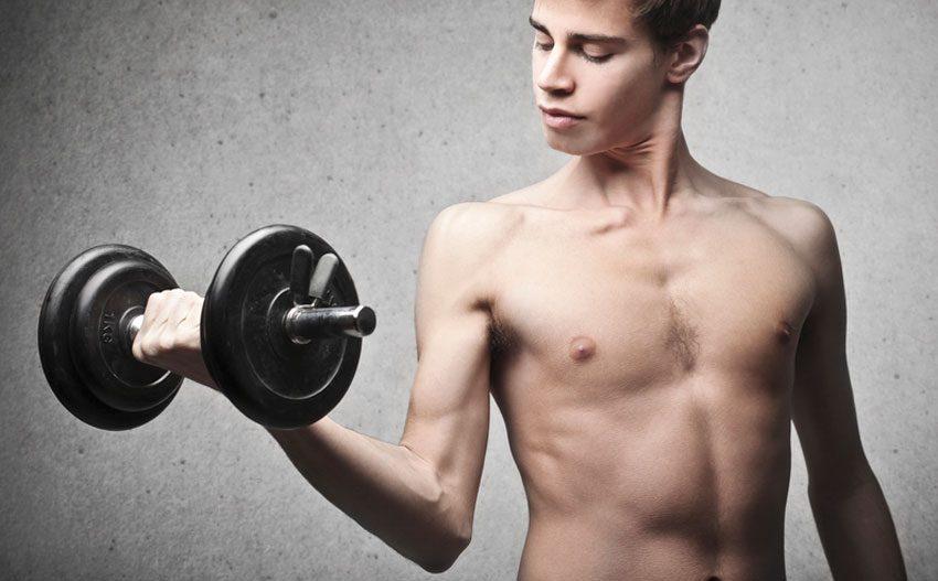 Упражнения похудения ягодиц эктоморфу