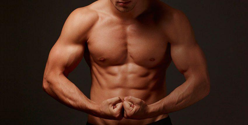как нарастить жир на животе
