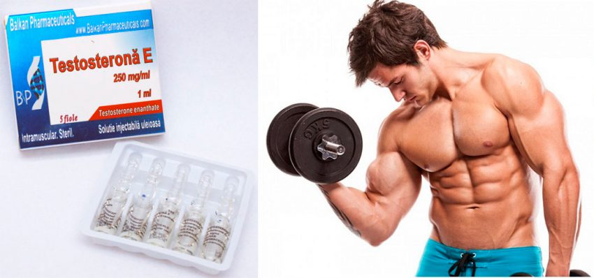 Тестостерон энантат