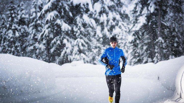 Как бегать зимой