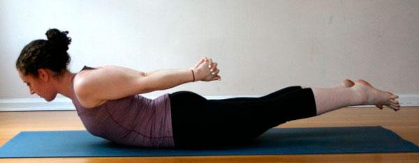 упражнение Саранча