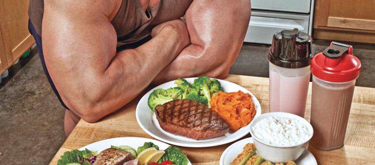 Какие продукты стоит употреблять для роста мышечной массы
