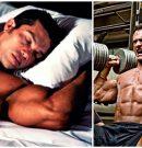 Можно ли спать после тренировки?
