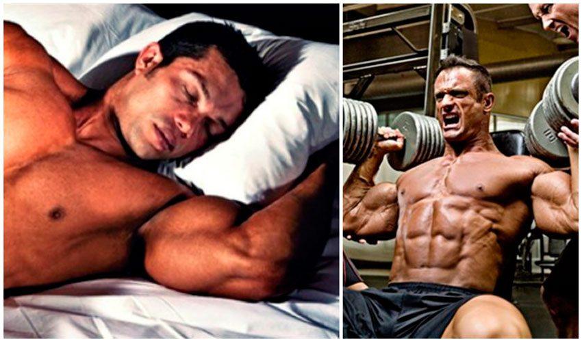 Можно ли спать после тренировки