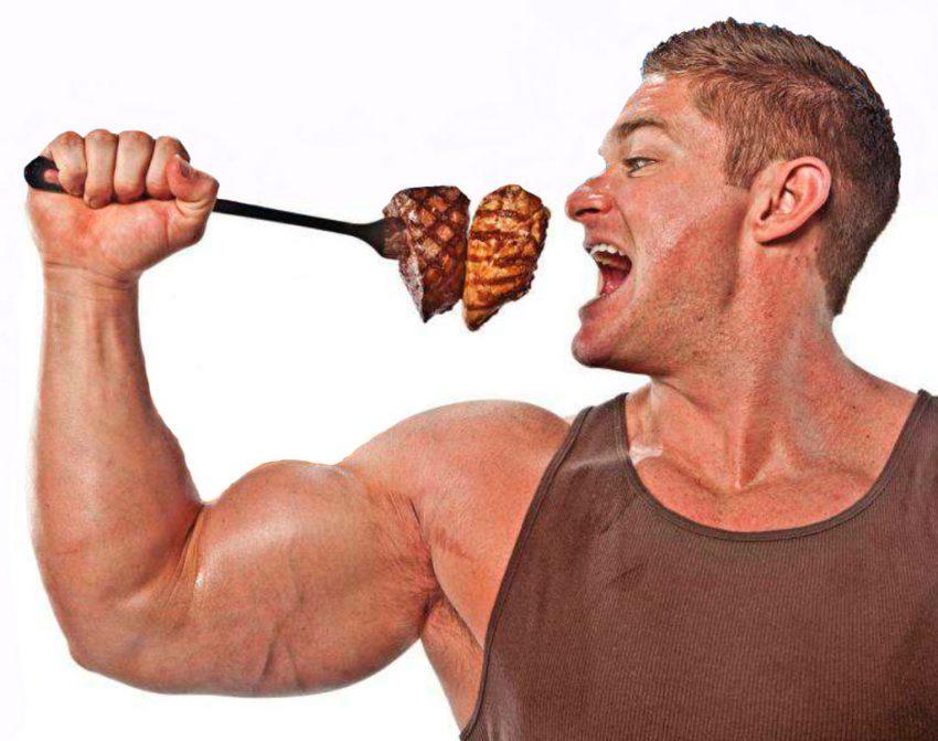 мифы о вреде мяса