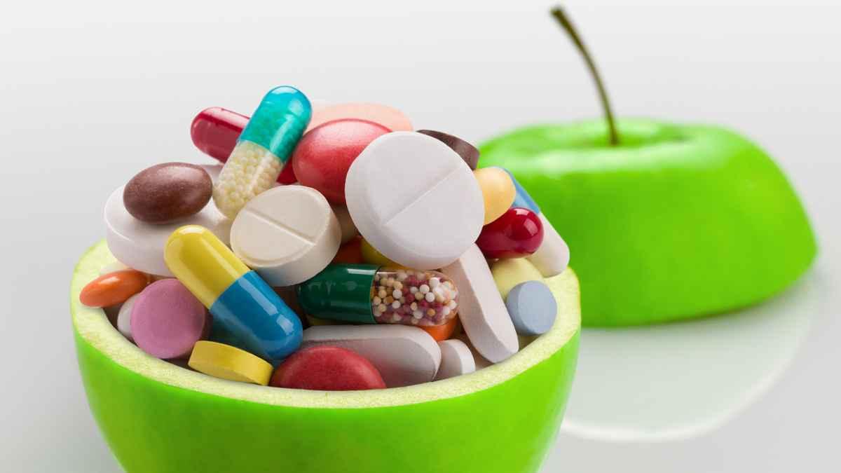 лекарства и витамины фото