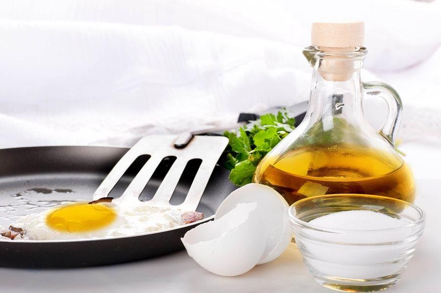 Польза и вред вареного яйца