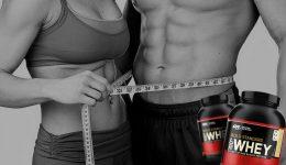 Протеин на сушке тела