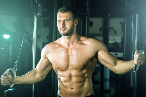Лучшие упражнения на блочных тренажерах