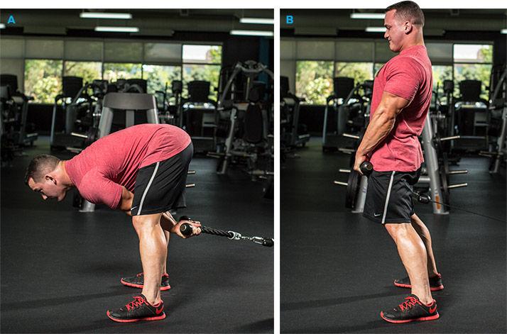 Техника выполнения упражнений на тренажерах