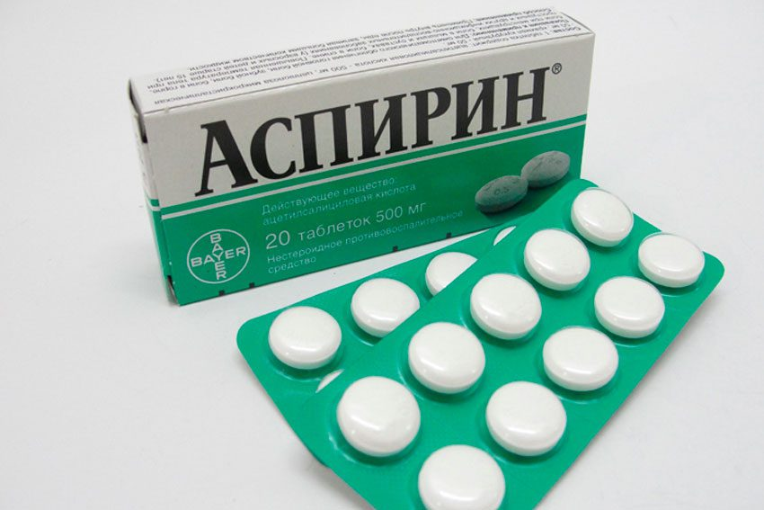 аспирин состав препарата