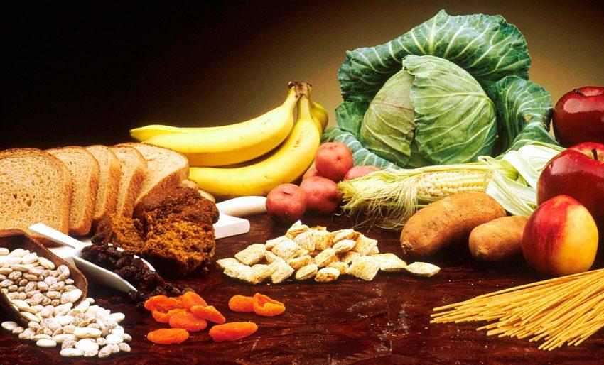 Увеличить количество потребляемых пищевых волокон