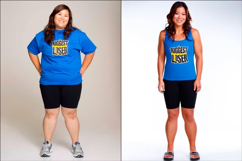 Привести вес в оптимальную норму