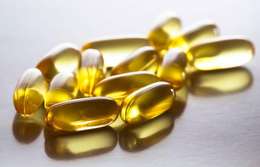 спортивные витамины для тренировок